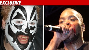 ICP -- Method Man's Bloody Face Was His Own Fault