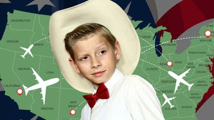 Yodeling Kid Mason Ramsey Gears Up for 30-Date Fall Tour