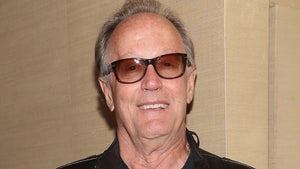 Peter Fonda Dead at 79 After Lung Cancer Battle