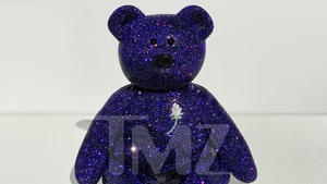 Princess Diana Crystal-Encrusted Beanie Babies Sold for $24k