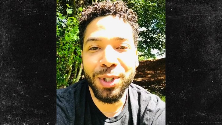 Jussie Smollett Posted a COVID-19 Domestic Violence Video…Do You Receive It?