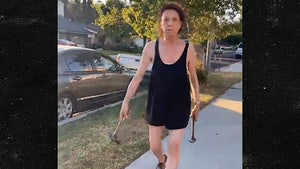 New Racist L.A. 'Karen' Uses Hammer to Bang Up Neighbor's Car