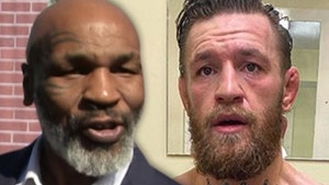 Mike Tyson Says He'd Kick Conor McGregor's Ass In Boxing Match