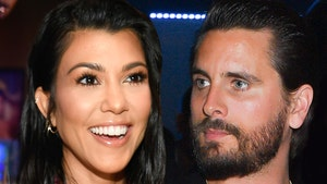Kourtney Kardashian Has No Issue with Scott Disick Dating Amelia Hamlin