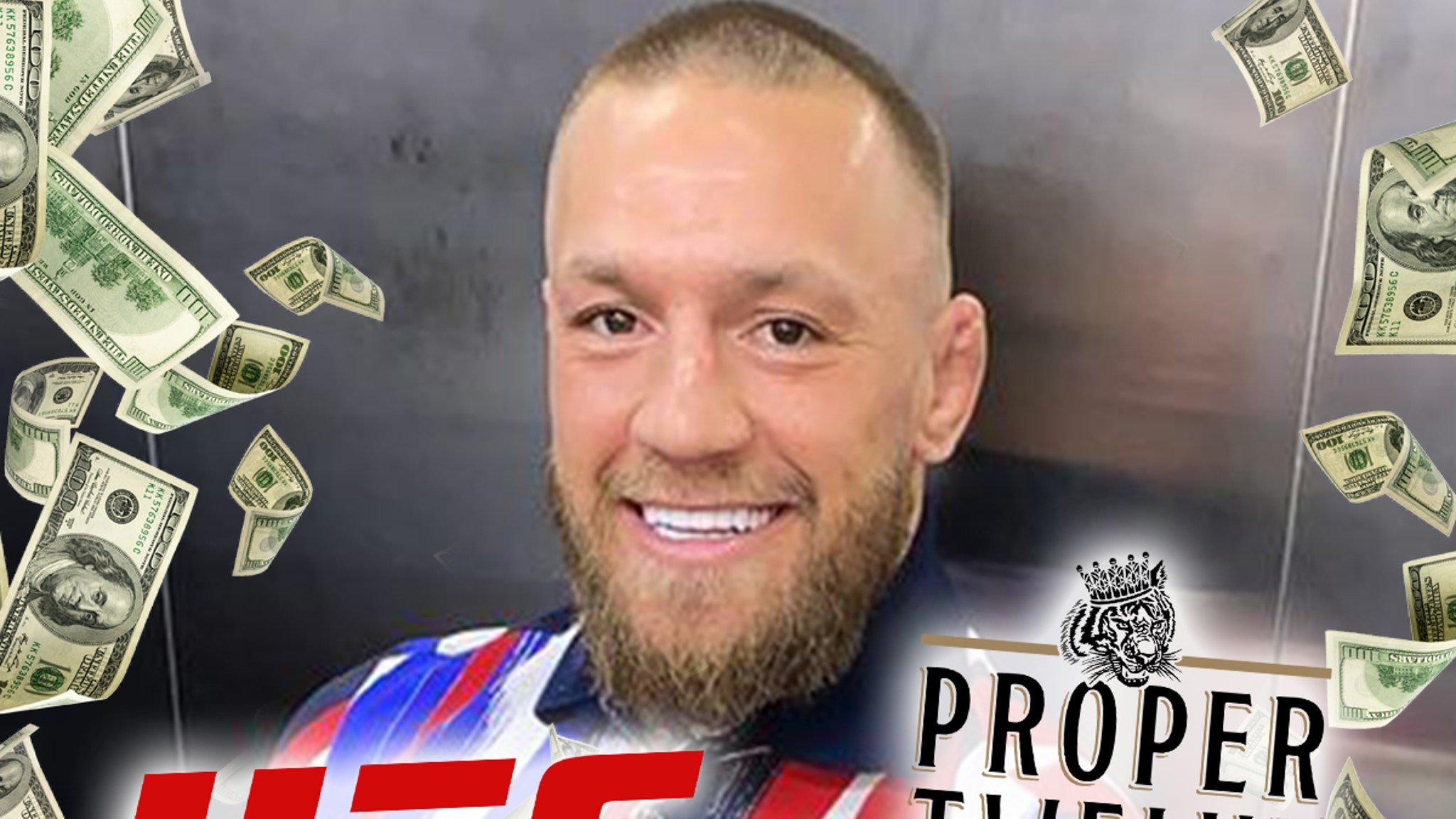 Conor McGregor Earned $180 Million in 2020, World's Highest-Paid Athlete