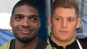 Michael Sam Speaks Out on Carl Nassib, 'Thank You For Owning Your Truth'