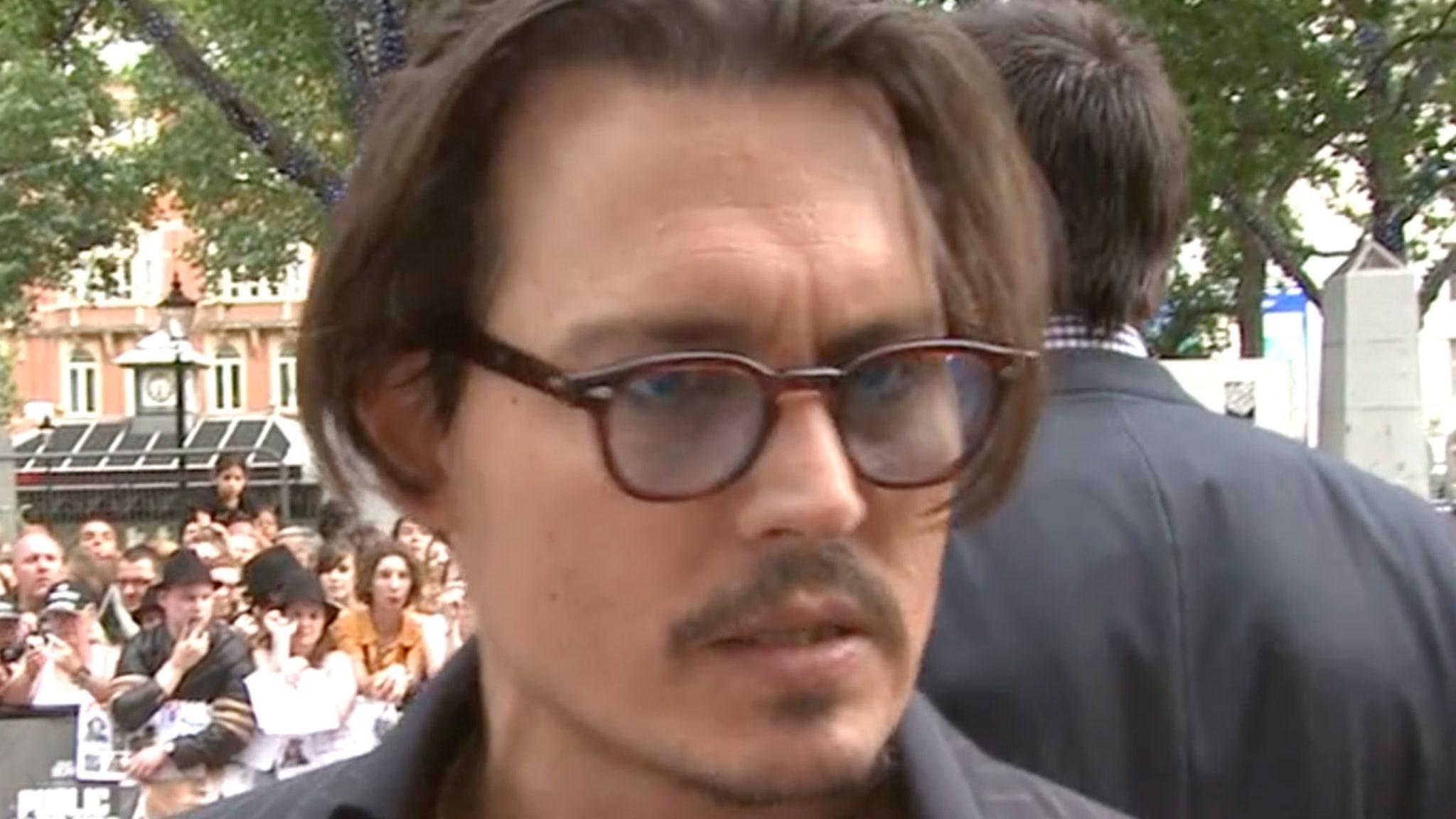 Johnny Depp Says Hollywood is Boycotting Him Over Amber Heard Saga thumbnail