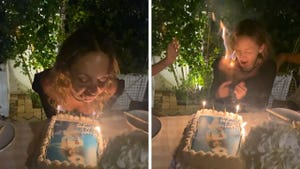Nicole Richie Lights Hair on Fire During Birthday Dinner