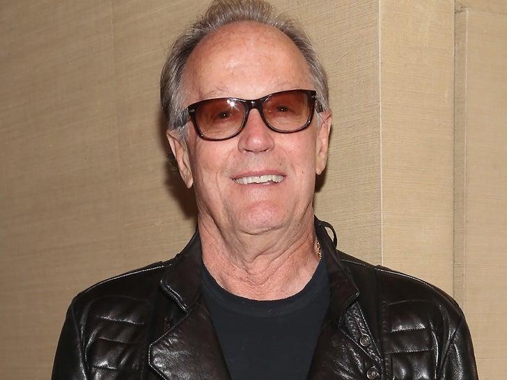Peter Fonda Net Worth 2020