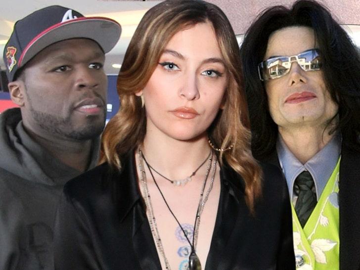 Paris Jackson Slams 50 Cent for Dissing Michael Jackson