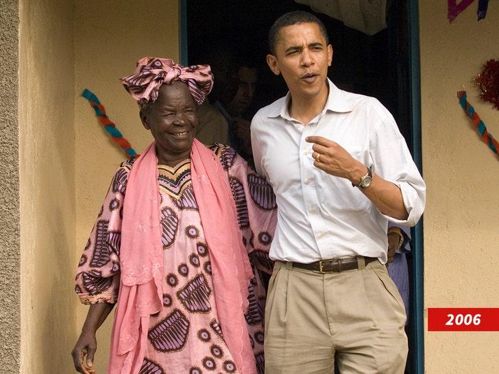 Barack Obama's Family Matriarch Sarah Dead at 99 in Kenya