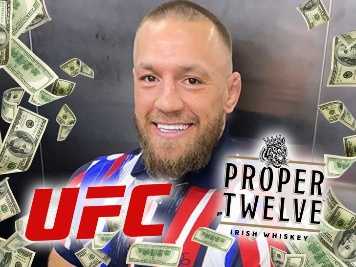 Conor McGregor cashes in as the highest paid athlete in 2020.