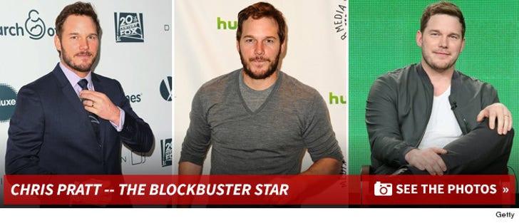 Chris Pratt -- The Blockbuster Star