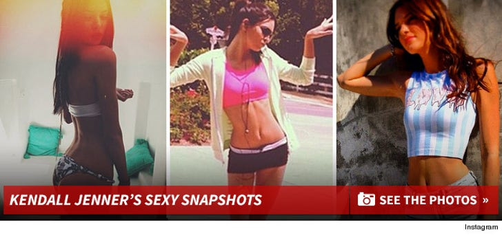 Kendall Jenner's Hot Shots