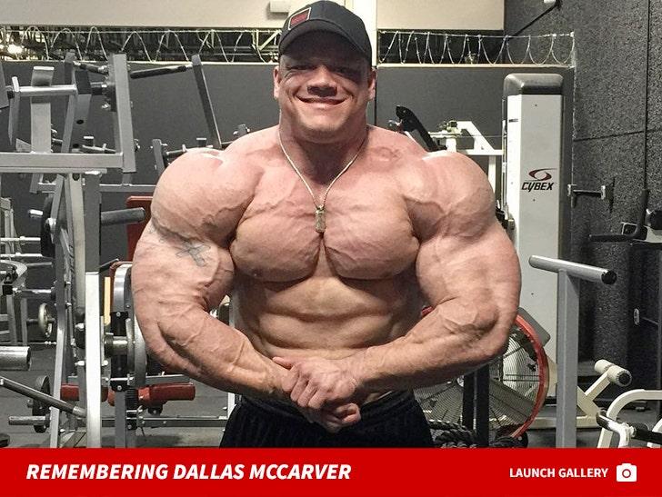 Remembering Dallas McCarver