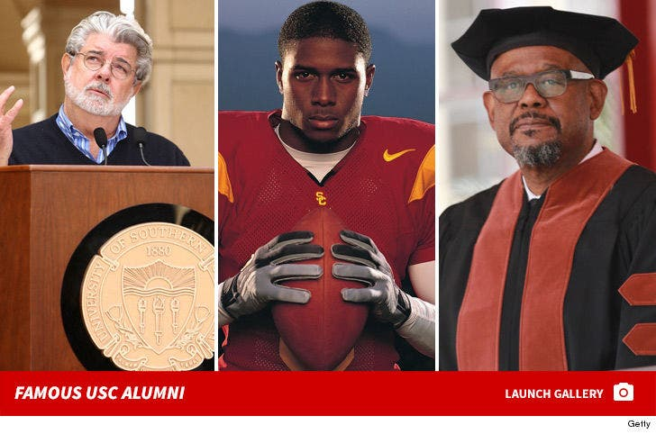 Stars Who Went to USC