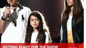 Michael Jackson Tribute Concert -- Rehearsals for the Big Show [PHOTOS]