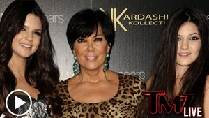 Kris Jenner -- Bogus Tipster Told Cops Kendall was Suicidal