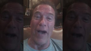 Arnold Schwarzenegger -- Do I Say You're 'Fired,' 'Terminated,' 'What?' (VIDEO)