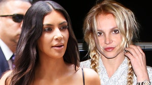 Kim Kardashian Sympathizes with Britney Spears, Says Media Also Shamed Her