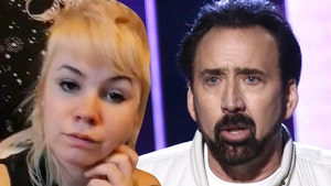 Nicolas Cage Yelled at 'Rust' Armorer on His Set, 'You Blew My F***ing Eardrums Off!!!'