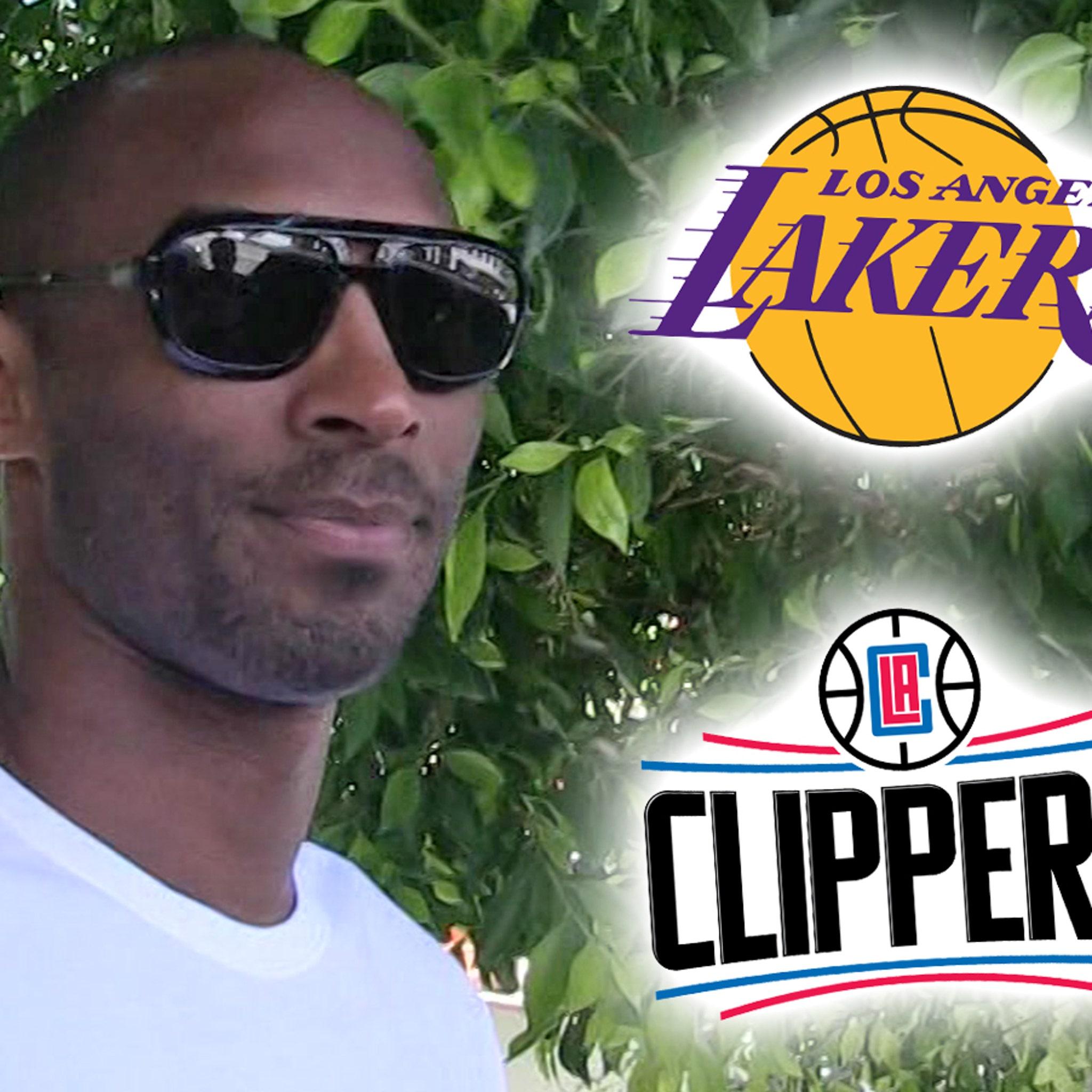 NBA Postpones Lakers Vs. Clippers Game Due to Kobe Bryant Death