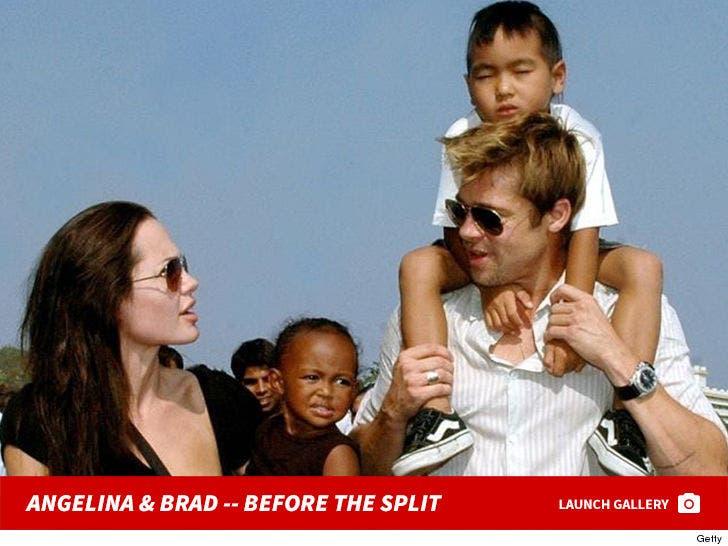 Angelina Jolie Has Sudden Money Issues in Brad Pitt Divorce