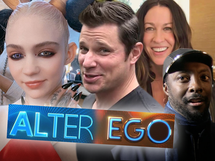 Elon Musk's GF, Grimes, Signs on to Judge 'Alter Ego,' New Competition Show.jpg