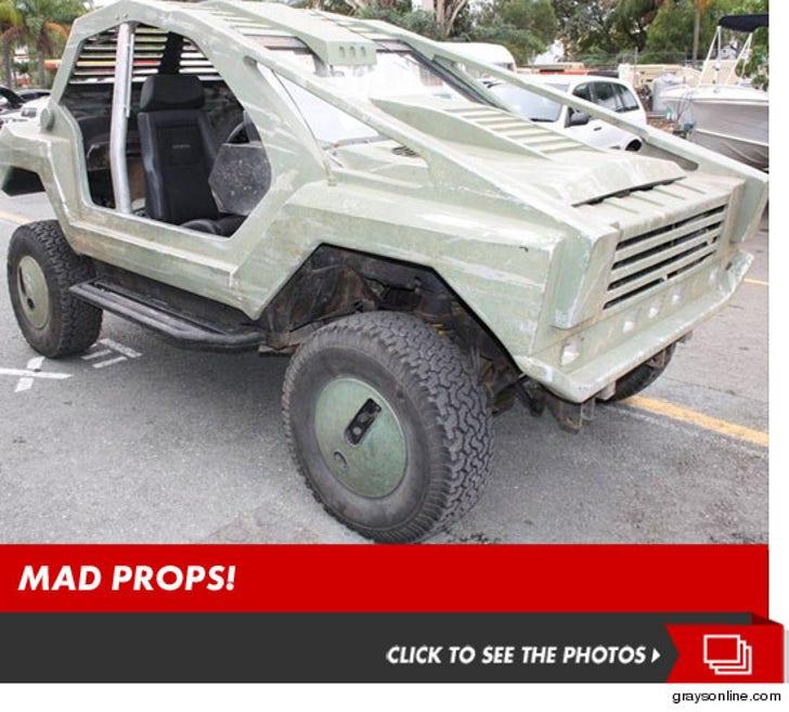 'Terra Nova' -- Anyone Wanna Buy Our Crappy Vehicles?