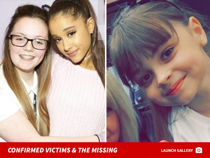 Ariana Grande Concert Goer Victims and Missing People