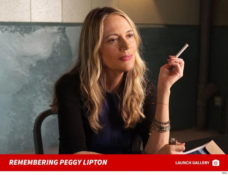 Remembering Peggy Lipton