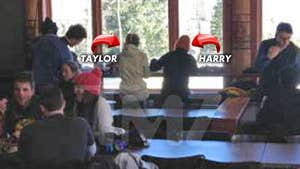 Taylor Swift & Harry Styles -- Put Their Relationship On Ice [Photos]