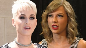 Taylor Swift Accepts Olive Branch from Katy Perry to End Feud