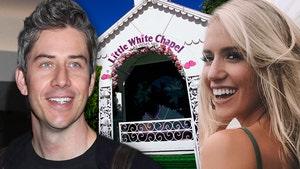 'Bachelor' Couple Arie and Lauren Renew Vows in Vegas Wedding