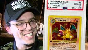 Former Rapper Logic drops $226k On Rare Pokemon Card