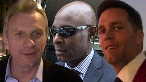Jerry Rice Says He'd Take Joe Montana Over Tom Brady 'Any Day' W/ Game On The Line