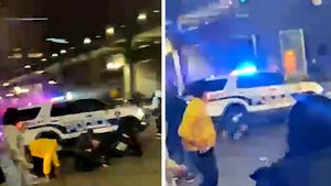 Video of Tacoma, Washington Police Running Over Pedestrians