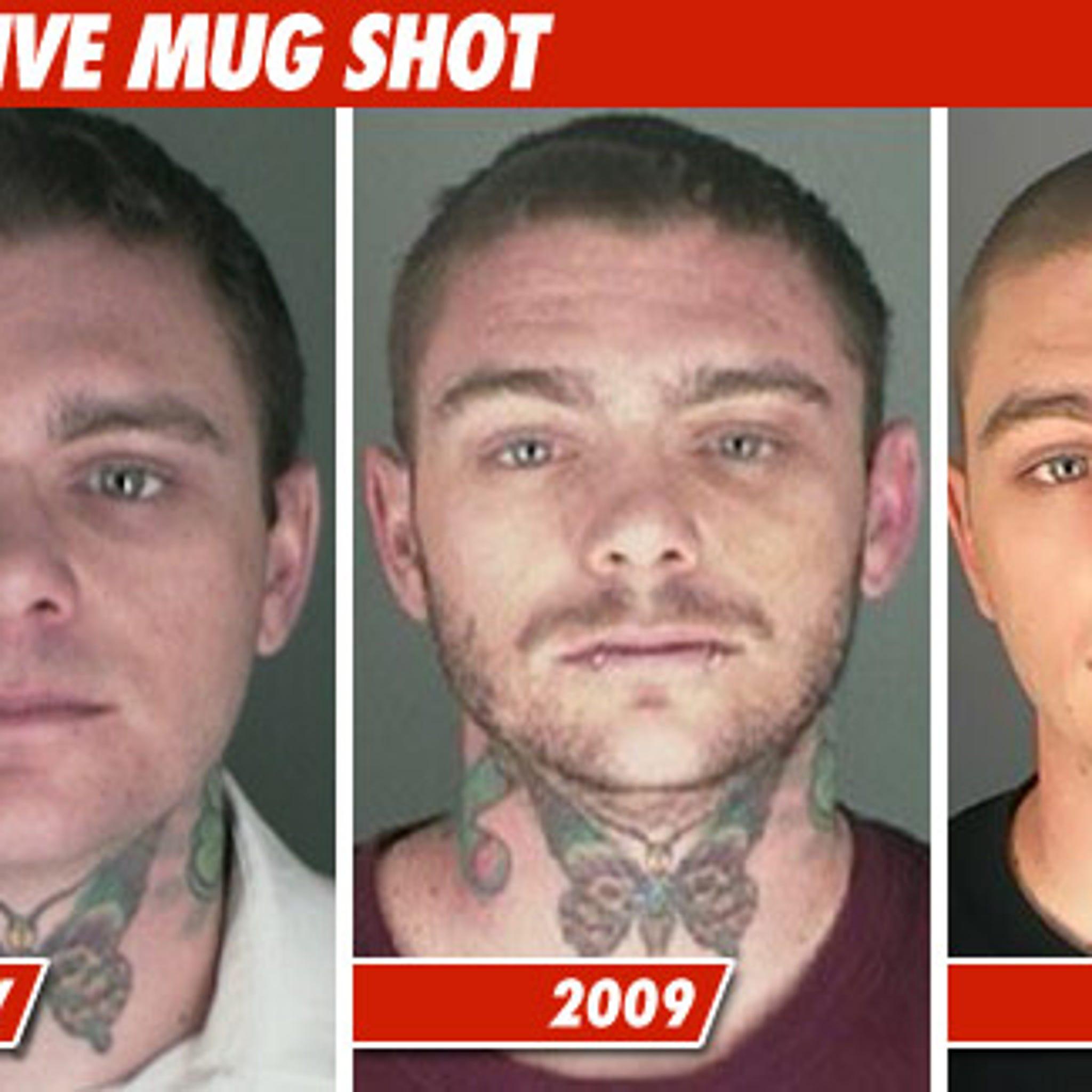 Family Ties' Kid -- New Mug Shot Lacks Luster