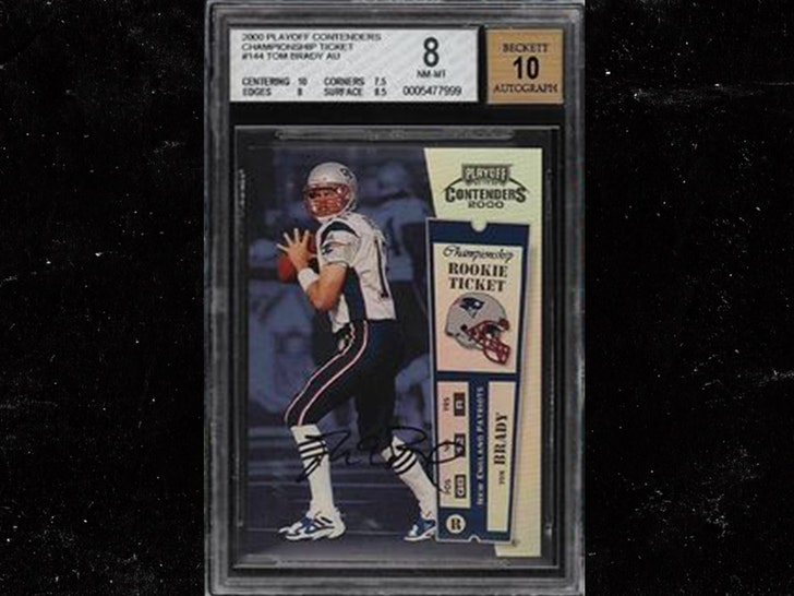 Tom Brady Rare Autographed Rookie Card Sells for$1.3 Million.jpg