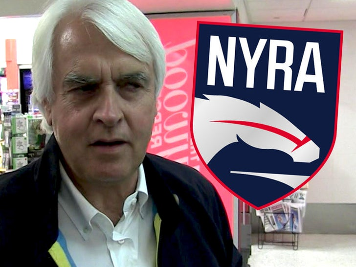 Bob Baffert Sues New York Racing Association, You've Got No Basis To Suspend Me!.jpg