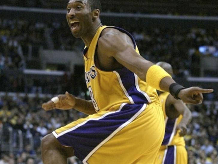 Kobe Bryant On the Lakers
