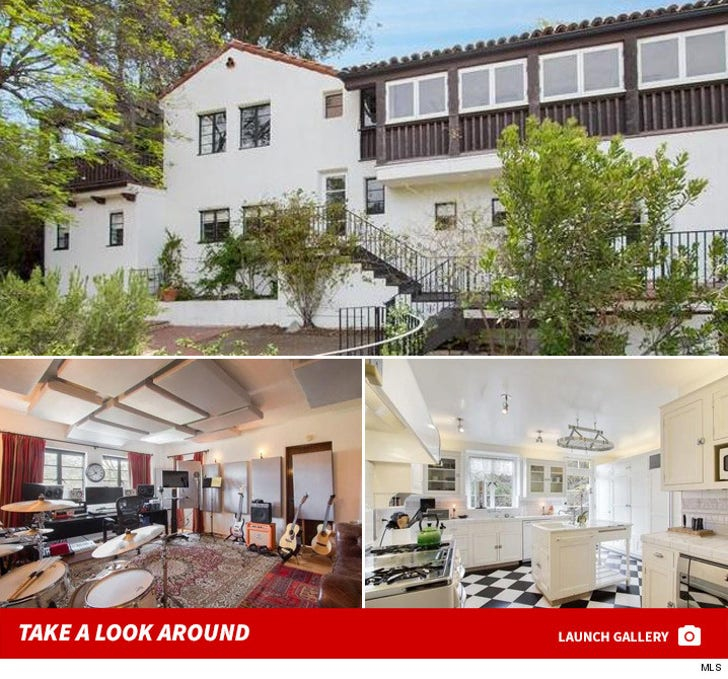 Fred Durst's Hollywood Home