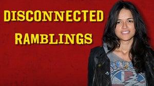 Michelle Rodriguez -- Most RANDOM Interview Ever