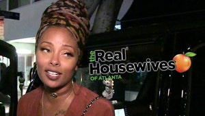 'Top Model' Eva Marcille Joins 'Real Housewives of Atlanta' As Part-Time 'Housewife'