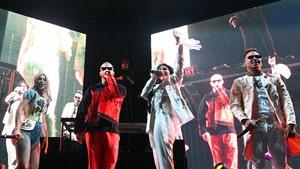 Selena Gomez performs with Cardi B at Coachella