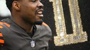 NFL's Jermaine Whitehead Gears Up for New Season With $75k Pendant