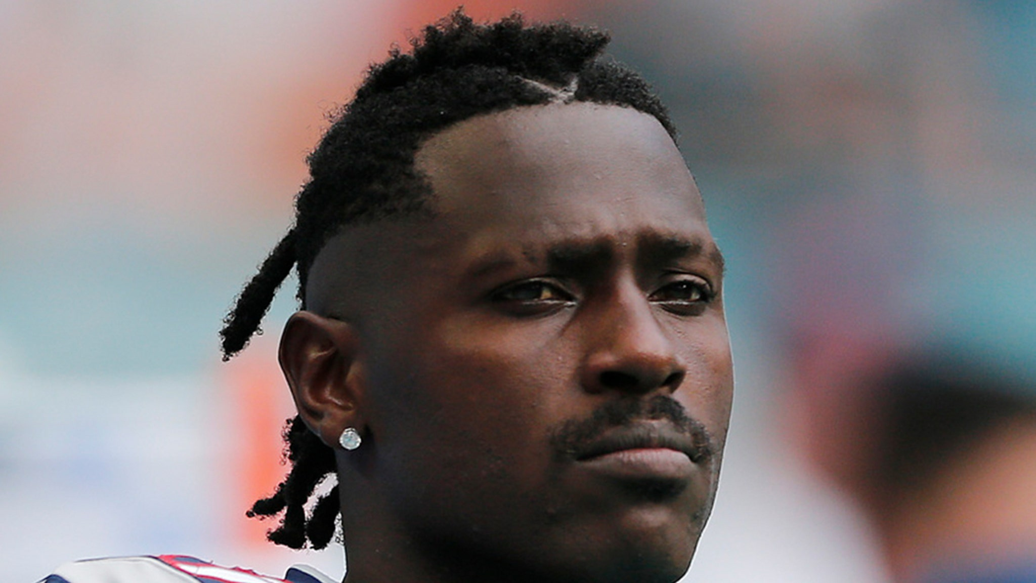 Antonio Brown Backtracks On Quitting NFL, 'I'm Just Very Frustrated Right Now'