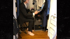 NPR's Ira Glass Records 'This American Life' From Inside His Closet