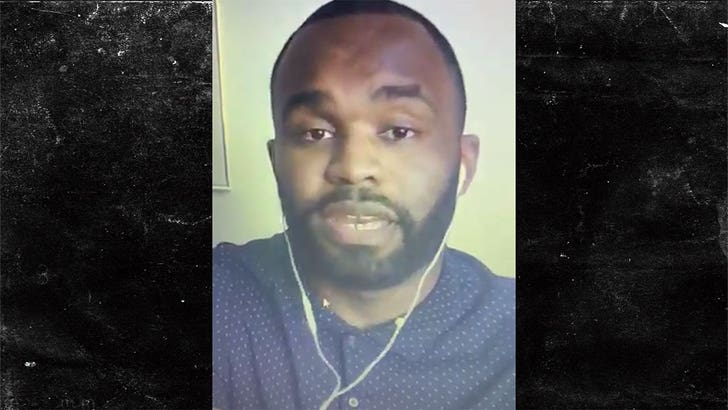 Former NFL Player Myron Rolle Is Now A Doctor Fighting Coronavirus