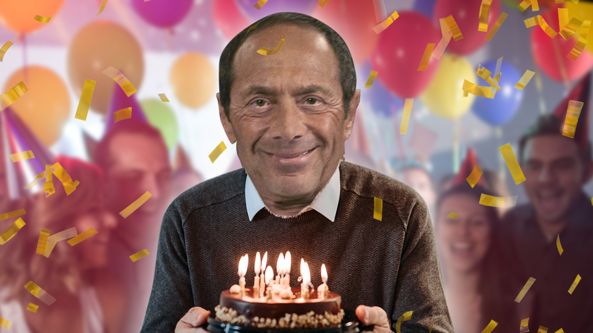 Paul Anka's 80th Birthday Tributes Pour in From All of Hollywood